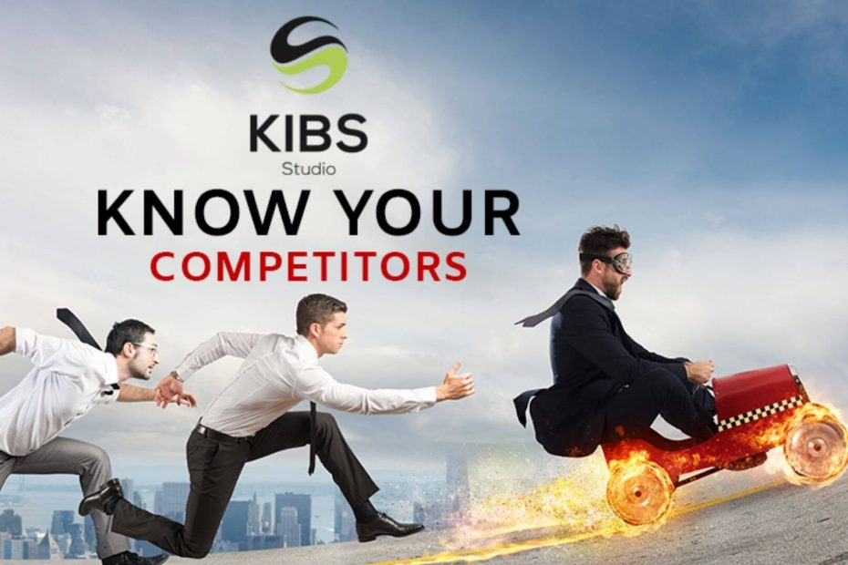 Analisi competitors KIBS Studio