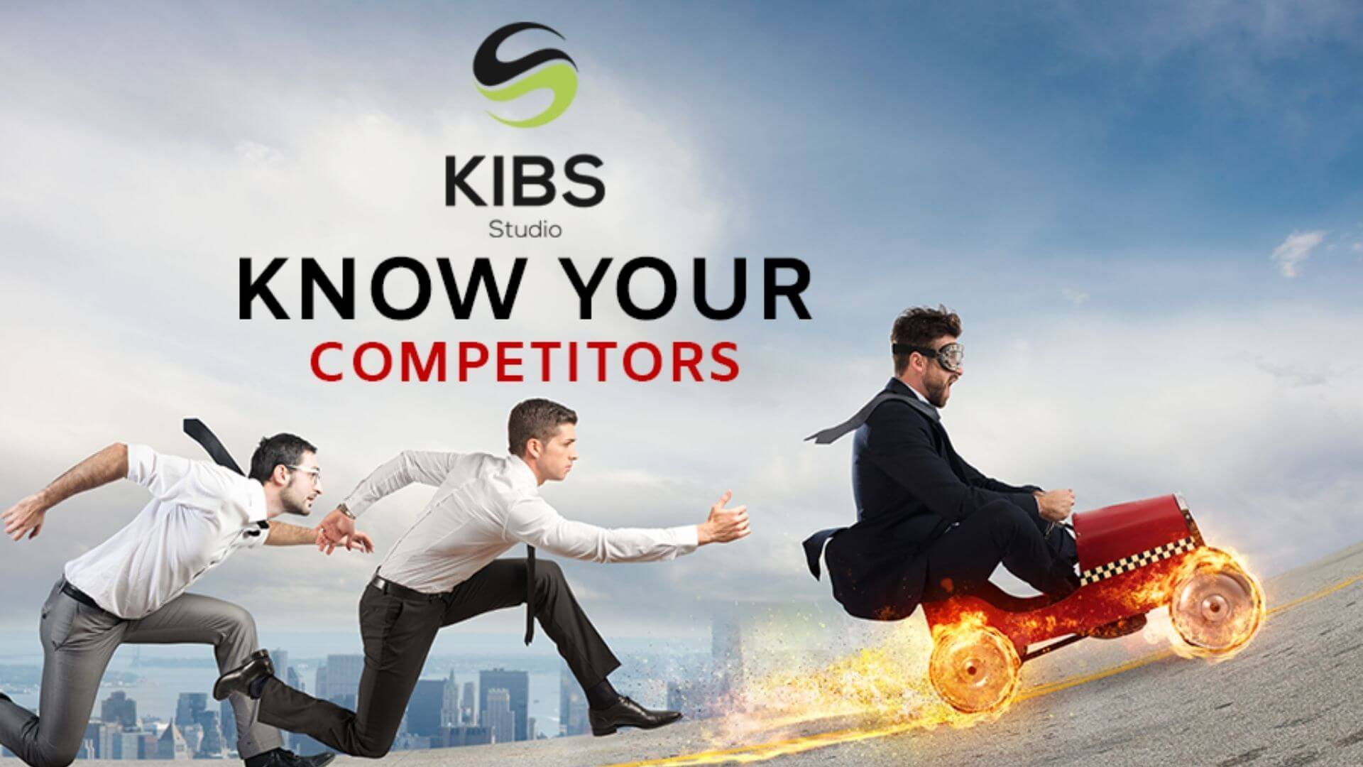 Analisi competitors KIBS Studio