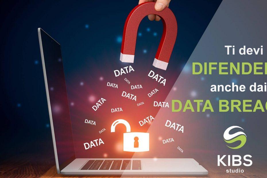 Cos'è il data breach e come difendersi KIBS Studio
