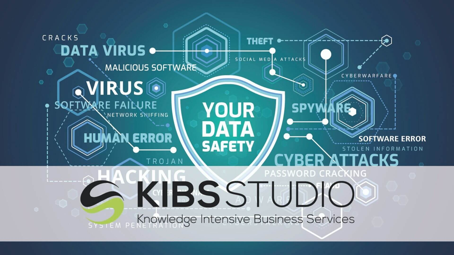 Cyber security awareness KIBS Studio