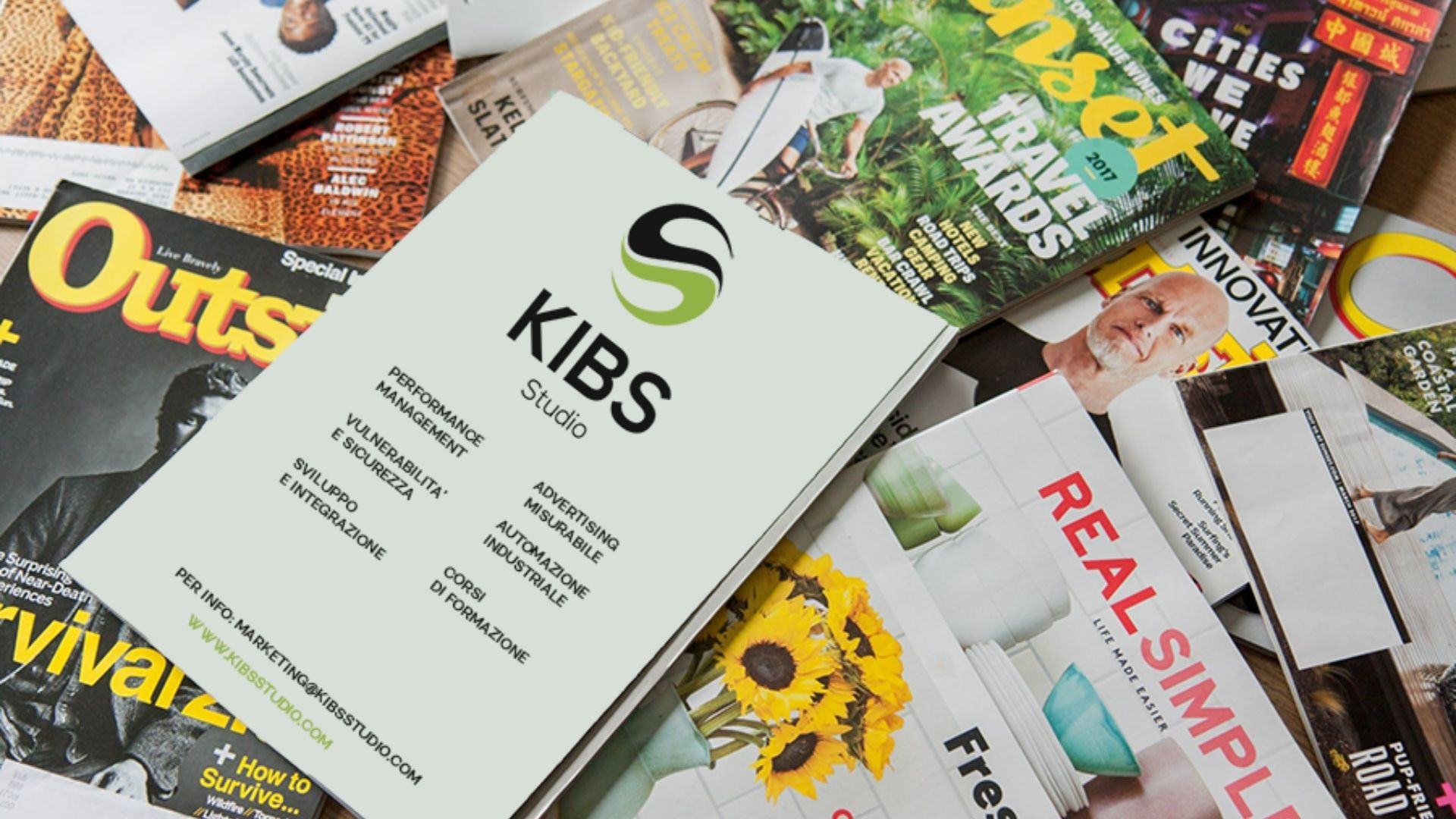 Direct marketing KIBS Studio