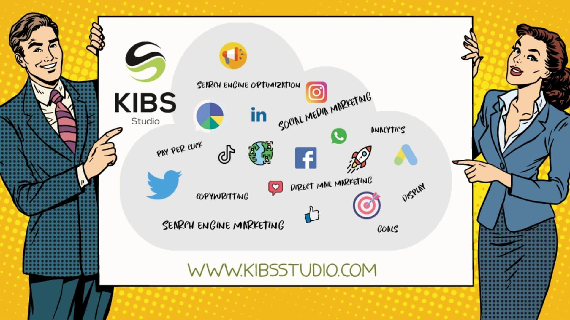 Introduzione all'advertising KIBS Studio