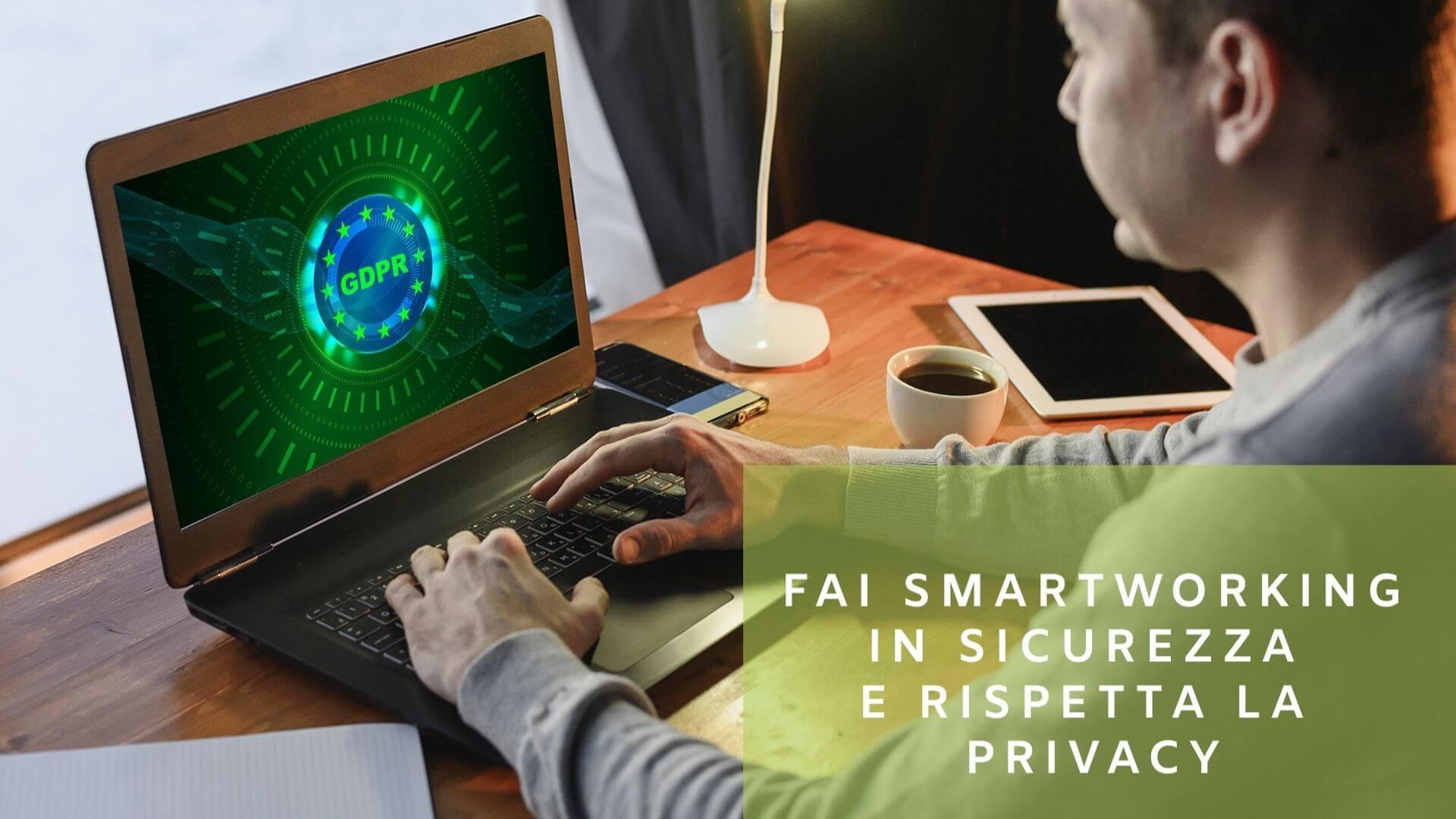KIBS IN PILLOLE Formazione sulla privacy e smartoworking KIBS Studio
