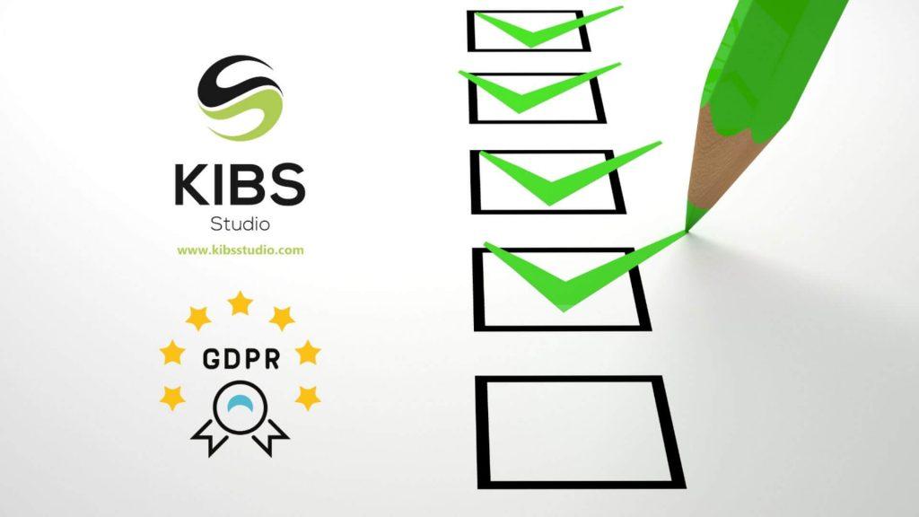 Registro dei trattamenti semplificato KIBS Studio